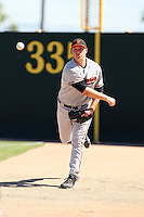 Craig Westcott - San Francisco Giants - 2010 Instructional League.Photo by:  Bill Mitchell/Four Seam Images..