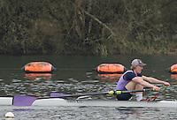 Caversham. Berkshire. UK<br /> Hugo COUSSENS.<br /> 2016 GBRowing U23 Trials at the GBRowing Training base near Reading, Berkshire.<br /> <br /> Monday  11/04/2016 <br /> <br /> [Mandatory Credit; Peter SPURRIER/Intersport-images]