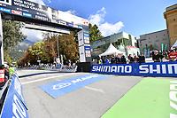 Picture by Simon Wilkinson/SWpix.com - 25/09/2018 - UCI Road World Championships 2018 Innsbruck Austria - Individual Men ITT Men Junior The Brief - Shimano