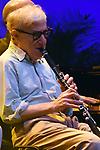 7e Festival Jardins de Pedralbes de Barcelona.<br /> Woody Allen & The New Orleans Jazz Band.