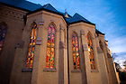 Mar. 29, 2012; Basilica of the Sacred Heart..Photo by Matt Cashore/University of Notre Dame