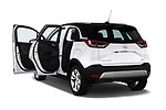 Car images close up view of a 2018 Opel Crossland X Innovation 5 Door SUV doors
