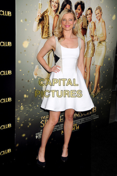 10 March 2014 - Hollywood, California - Amy Smart. &quot;The Single Moms Club&quot; Los Angeles Premiere held at Arclight Cinemas. <br /> CAP/ADM/BP<br /> &copy;Byron Purvis/AdMedia/Capital Pictures