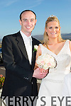 Niamh Byrnes, Tralee, daughter of Jimmy and Sheila Byrnes, and Trevor O'Sullivan, Tralee, son of Jimmy and May O'Sullivan, were married at the Immaculate Conception, Rathass, by Fr. Finucane on Saturday 21st March 2015 with a reception at Ballyroe Heights Hotel