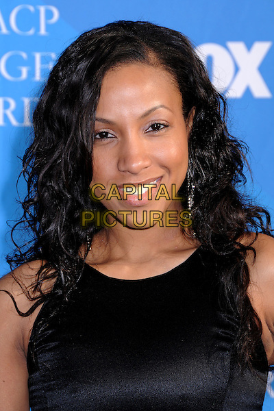 TEMPLE POTEAT.39th Annual NAACP Image Awards - Arrivals at the Shrine Auditorium, Los Angeles, California, USA, .14 February 2008..portrait headshot.CAP/ADM/BP.?Byron Purvis/Admedia/Capital Pictures