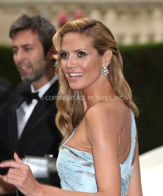 ACEPIXS.COM<br /> <br /> May 21 2014, Cannes<br /> <br /> Heidi Klum arriving at amfAR's 21st Cinema Against AIDS Gala during the 67th Cannes International Film Festival at Hotel du Cap-Eden-Roc on May 21 2014 in Cap d'Antibes, France<br /> <br /> By Line: Famous/ACE Pictures<br /> <br /> ACE Pictures, Inc.<br /> www.acepixs.com<br /> Email: info@acepixs.com<br /> Tel: 646 769 0430