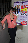 As The World Turns' Colleen Zenk at My Big Gay Italian Wedding on March 18, 2011 at St. Luke's Theatre, New York City, New York. (Photo by Sue Coflin/Max Photos)