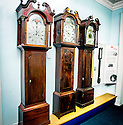 Callendar House : Grandfather Clocks
