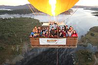 20150707 July 07 Hot Air Balloon Gold Coast