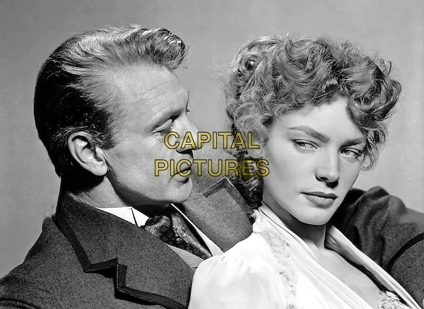 Gary Cooper, Lauren Bacall<br /> in Bright Leaf (1950) <br /> *Filmstill - Editorial Use Only*<br /> CAP/NFS<br /> Image supplied by Capital Pictures