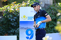 Joachim B Hansen (DEN) during the first round of the Kazakhstan Open presented by ERG played at Zhailjau Golf Resort, Almaty, Kazakhstan. 13/09/2018<br /> Picture: Golffile | Phil Inglis<br /> <br /> All photo usage must carry mandatory copyright credit (&copy; Golffile | Phil Inglis)