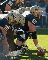 Virginia Cavaliers at Pitt Panthers 10-10-15
