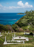 The Grenadine Island of Mayreau in the Caribbean in December 2012.<br /> Photo by Matt Nager