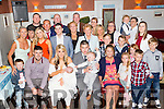 New Baby<br /> -------------<br /> Baby Hughie was Christened by his parents Megan Crean and Martin Maughan, both Tralee, last Saturday in St Brendans Church, Tralee by Fr Padraig Walsh and after had a family celebration in O'Donnell's bar/restaurant in the town