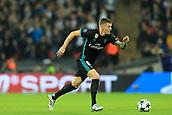1st November 2017, Wembley Stadium, London, England; UEFA Champions League, Tottenham Hotspur versus Real Madrid; Toni Kroos of Real Madrid