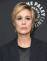 """19 November 2019 - Beverly Hills, California - Liza Weil. The Paley Center Celebrates The Final Season Of """"How To Get Away With Murder""""<br />  held at The Paley Center for Media. Photo Credit: Birdie Thompson/AdMedia"""