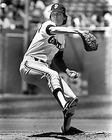 San Francisco Giants pitcher Atlee Hammaker<br />