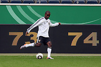 Cacau<br /> WM-Team des DFB trainiert in der Commerzbank Arena *** Local Caption *** Foto ist honorarpflichtig! zzgl. gesetzl. MwSt. Auf Anfrage in hoeherer Qualitaet/Aufloesung. Belegexemplar an: Marc Schueler, Alte Weinstrasse 1, 61352 Bad Homburg, Tel. +49 (0) 151 11 65 49 88, www.gameday-mediaservices.de. Email: marc.schueler@gameday-mediaservices.de, Bankverbindung: Volksbank Bergstrasse, Kto.: 151297, BLZ: 50960101