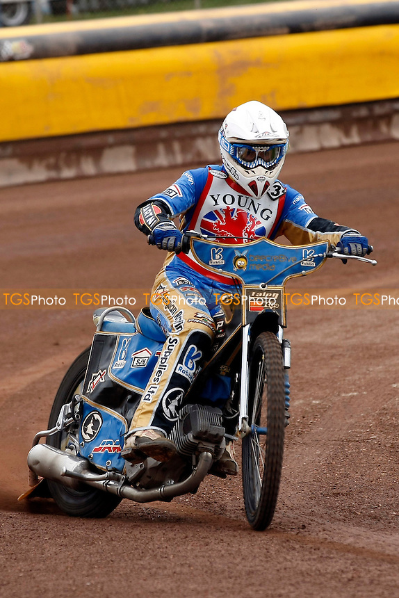 - FIM Speedway Under-21 World Championship Final 1 at Poole Speedway Stadium - 24/07/11 - MANDATORY CREDIT: Rafal Wlosek/TGSPHOTO - Self billing applies where appropriate - 0845 094 6026 - contact@tgsphoto.co.uk - NO UNPAID USE.