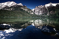 Phelps Lake in the Grand Tetons