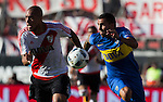 River Plate empata 0x0 a Boca junior