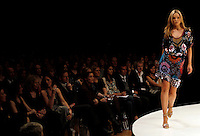 Ireland had its first ever international catwalk fashion show in 2007, with noted designer Matthew Williamson as the main event. Access for fashion shows is normally reserved for press and clothes buyers, but this event was opened to the public - with tickets at 295 euro a person. It sold out immediately.