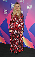 Edith Bowman at the LFF Jake Gyllenhaal talk &amp; Q&amp;A, BFI Southbank, Belvedere Road, London, England, UK, on Thursday 05 October 2017.<br /> CAP/CAN<br /> &copy;CAN/Capital Pictures