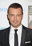 BEVERLY HILLS, CA - OCTOBER 01: Joey Lawrence arrives at The American Humane Association's First Annual Hero Dog Awards at The Beverly Hilton Hotel on October 1, 2011 in Beverly Hills, California.