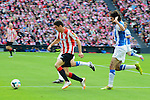 Football macht during La Liga BBVA.<br /> Athletic Club - Real Sociedad<br /> ander herrera
