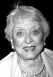 Celeste Holm.arriving for the Opening Night Performance of Manhattan Theatre Club's MAURITIUS at the Biltmore Theatre in New York City..October 4, 2007.