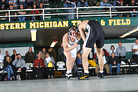 Eastern Michigan University vs. Cleveland State University Wrestling. Friday December 3rd, 2010