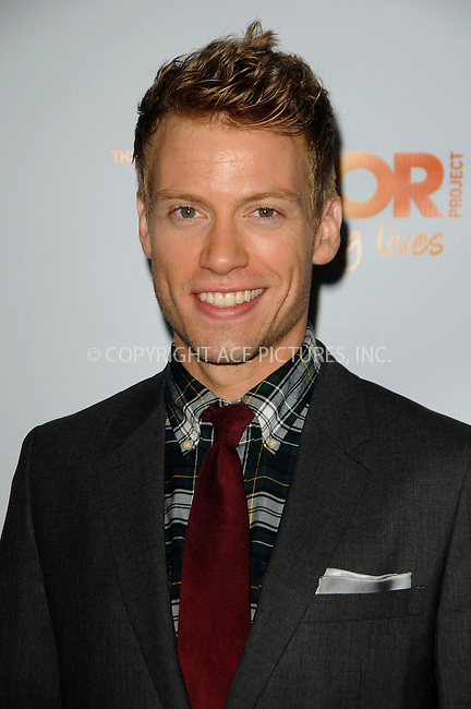 WWW.ACEPIXS.COM . . . . .  ....December 4 2011, LA....Barrett Foa arriving at the Trevor Project's 2011 Trevor Live! at The Hollywood Palladium on December 4, 2011 in Los Angeles, California....Please byline: PETER WEST - ACE PICTURES.... *** ***..Ace Pictures, Inc:  ..Philip Vaughan (212) 243-8787 or (646) 679 0430..e-mail: info@acepixs.com..web: http://www.acepixs.com