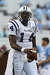 16 September 2006: Furman's Renaldo Gray. The University of North Carolina Tarheels defeated the Furman University Paladins 45-42 at Kenan Stadium in Chapel Hill, North Carolina in an NCAA College Football game.