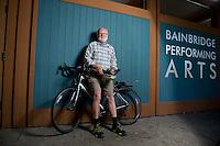 Bainbridge Island Mayor Val Tollefson