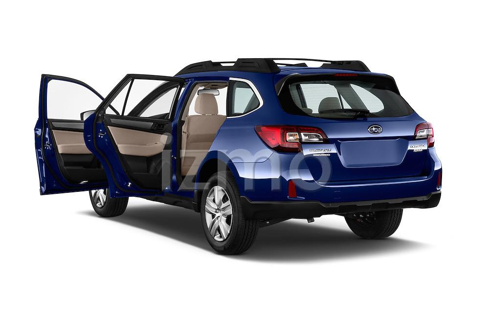 Car images of a 2015 Subaru Outback 2.5i CVT 4 Door Wagon Doors