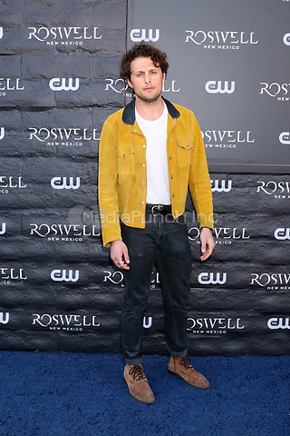 "WEST HOLLYWOOD, CA - JANUARY 10:  Michael Vlamis at the ""Roswell, New Mexico"" Experience at the 8801 Sunset Blvd on January 10, 2019 in West Hollywood, CA Credit: David Edwards/MediaPunch"