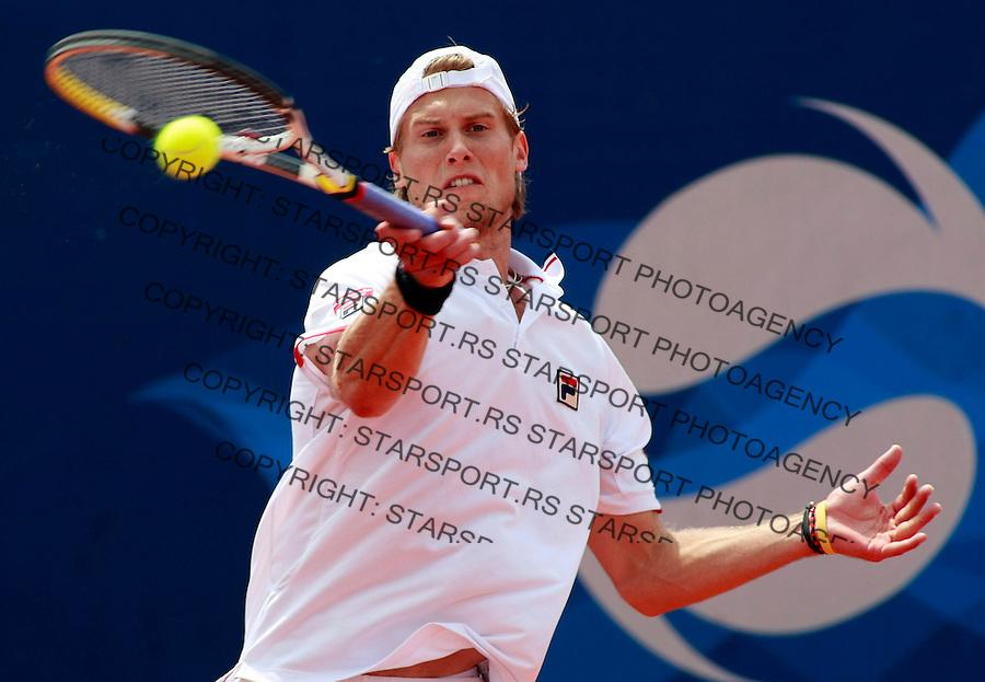 Tenis.ATP Serbia Open 2009.Andreas Seppi Vs.Leonardo Mayer, second round.Andreas Seppi.Beograd, 05.07.2009..foto: Srdjan Stevanovic/Starsportphoto.com ©