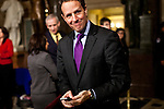 Timothy Geithner, Secretary of the Treasury, arrives for President Barack Obama's State of the Union address in the U.S. Capitol on Tuesday, January 24, 2012 in Washington, DC.