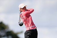 Abigail O'Riordan (England) during the second round of the Irish Womans Open Strokeplay Championship, Co Louth Golf Club, Baltray, Drogheda, Co Louth, Ireland. 12/05/2018.<br /> Picture: Golffile | Fran Caffrey<br /> <br /> <br /> All photo usage must carry mandatory copyright credit (&copy; Golffile | Fran Caffrey)