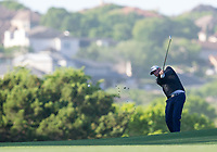 Marc Leishman (AUS) on the 6th during the 4th round at the WGC Dell Technologies Matchplay championship, Austin Country Club, Austin, Texas, USA. 25/03/2017.<br /> Picture: Golffile | Fran Caffrey<br /> <br /> <br /> All photo usage must carry mandatory copyright credit (&copy; Golffile | Fran Caffrey)