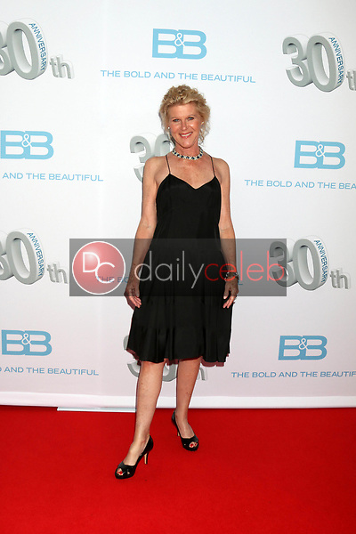 "Alley Mills<br /> at the ""The Bold and The Beautiful"" 30th Anniversary Party, Clifton's Downtown, Los Angeles, CA 03-18-17<br /> David Edwards/DailyCeleb.com 818-249-4998"