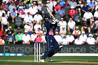 England player Jason Roy during the 4th ODI Blackcaps v England. University Oval, Dunedin, New Zealand. Wednesday 7 March 2018. ©Copyright Photo: Chris Symes / www.photosport.nz