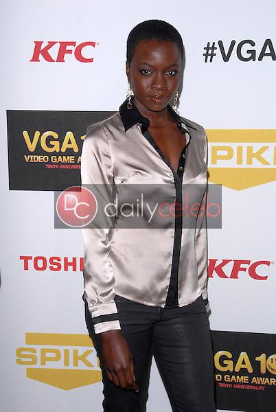 Danai Gurira<br /> at Spike TV`S Video Game Awards 2012, Sony Pictures Studios, Culver City, CA 12-07-12<br /> David Edwards/DailyCeleb.com 818-249-4998