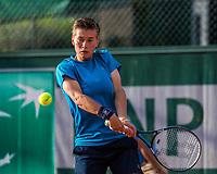 Paris, France, 31 May, 2017, Tennis, French Open, Roland Garros, Women's doubles: Demi Schuurs (NED) <br /> Photo: Henk Koster/tennisimages.com
