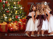 Isabella, CHRISTMAS CHILDREN, paintings,+children, kids, tree,++++,ITKE528009-MF,#XK#