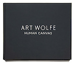 Human Canvas by Art Wolfe<br /> <br /> Limited edition book signed and numbered by Art Wolfe in an elegant clamshell case. <br /> <br /> http://store.artwolfe.com/product/human-canvas-book/
