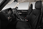Front seat view of 2016 Mitsubishi Pajero Instyle 5 Door Suv Front Seat  car photos