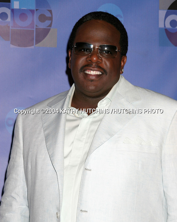 ©2004 KATHY HUTCHINS /HUTCHINS PHOTO.MOTOWN 45 SHOW TAPING, ABC.LOS ANGELES, CA.APRIL 4, 2004 ..CEDRIC THE ENTERTAINER