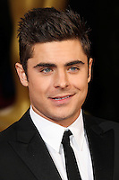 HOLLYWOOD, LOS ANGELES, CA, USA - MARCH 02: Zac Efron at the 86th Annual Academy Awards held at Dolby Theatre on March 2, 2014 in Hollywood, Los Angeles, California, United States. (Photo by Xavier Collin/Celebrity Monitor)