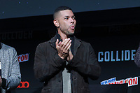 NEW YORK, NY - OCTOBER 7: Wilson Cruz at Star Trek: Discovery at New York Comic Con on October 7, 2017 in New York City. <br /> CAP/MPI/DC<br /> &copy;DC/MPI/Capital Pictures
